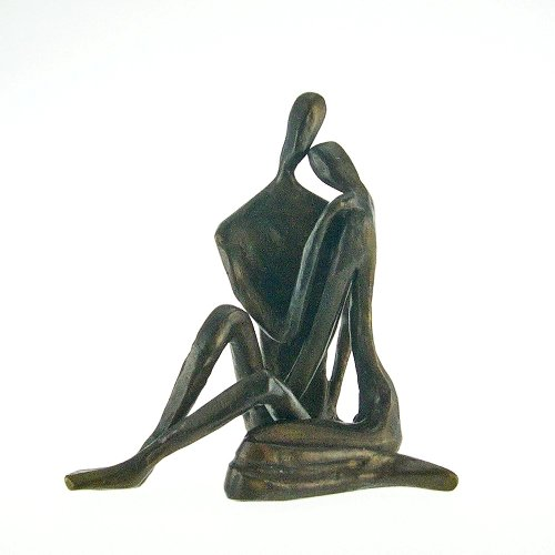 Couple Bronze Sculpture
