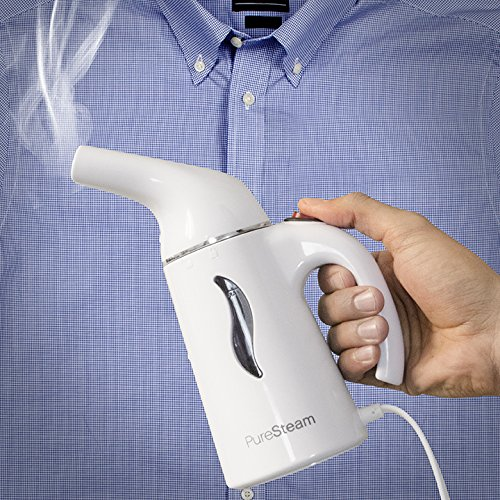 PureSteam Portable Fabric Steamer | Off to College Gifts