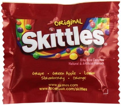 Skittle Original Fun Size Candy