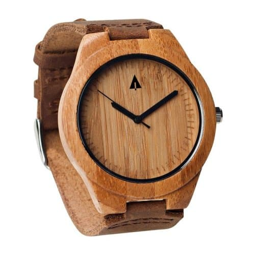 Treehut Wooden Bamboo Watch
