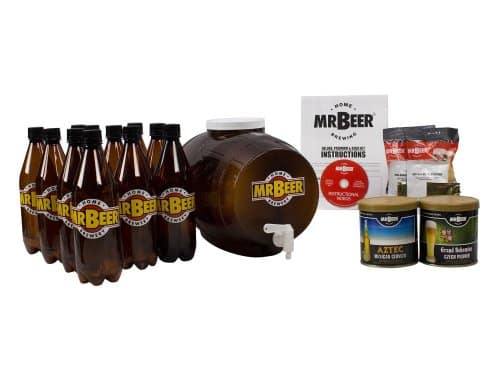 Mr. Beer Premium Edition Home Brew Kit