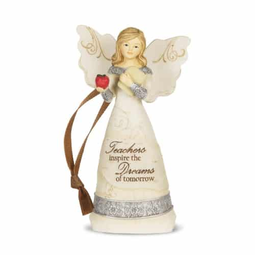"""Teacher"" Angel Figurine"