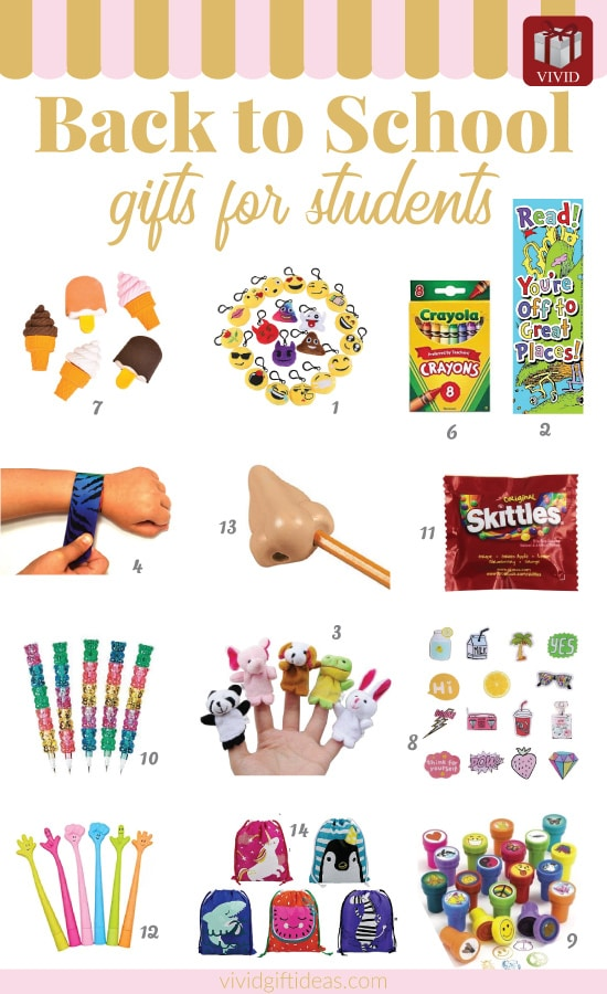 Back to school student gifts