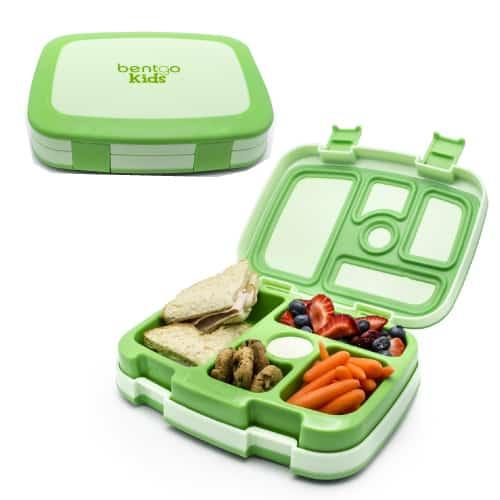 Bentgo Kids Lunch Box. Back to school essentials for kids.