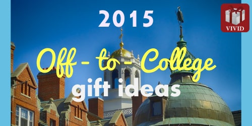 cover | Off to College Gifts