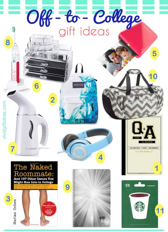 Off-to-College Gift Ideas