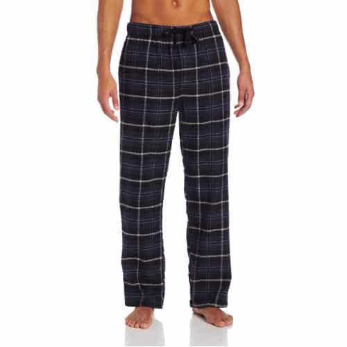 Perry Ellis Flannel Plaid Sleep Pant | Off to College Gifts