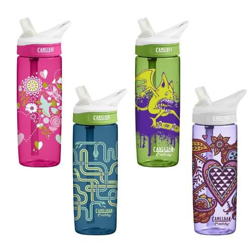 CamelBak eddy Back to School Water Bottle. Back to school gifts for kids.