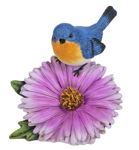 Ganz Flower of The Month Figurine