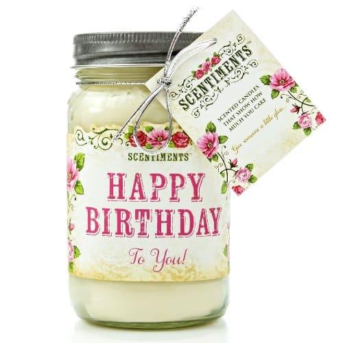 Handmade Birthday Candle