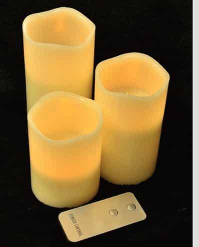 Fizo Flameless Candles