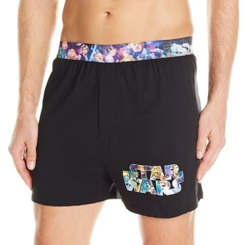 Star Wars Legavy Knit Boxer