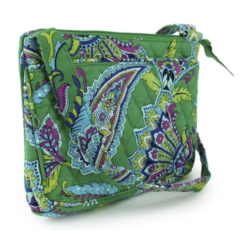 Vera Bradley Little Hipster Cross Body Bag