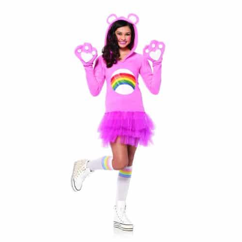 Pink Care Bear
