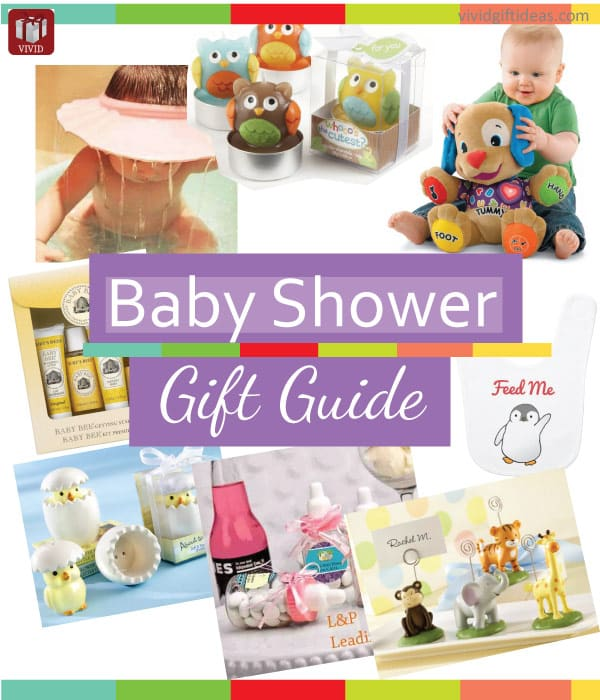 Baby Shower Gift Ideas for Girl, Boy, and Guest