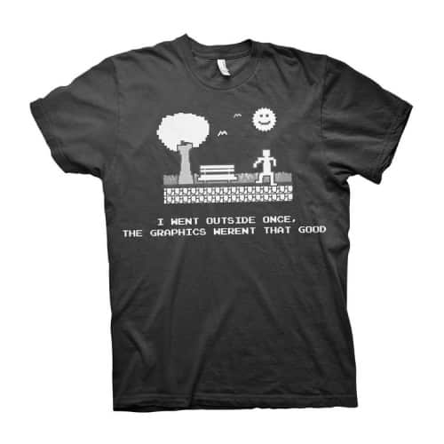 Funny Gamer T-shirt