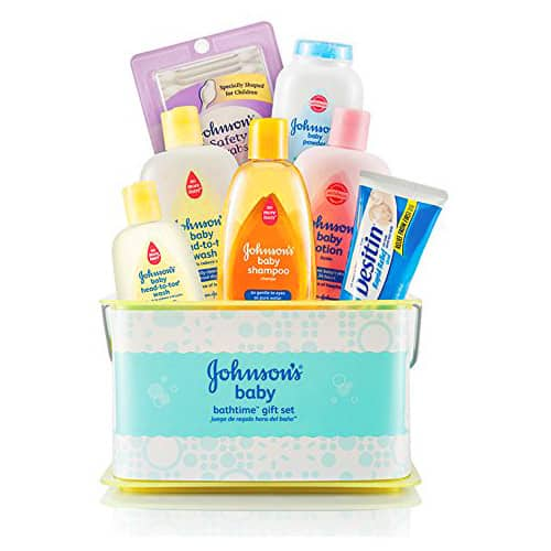 Johnson Baby Bathtime Gift Set