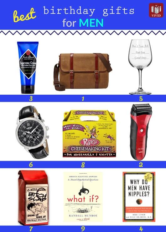 Men's Birthday Gifts