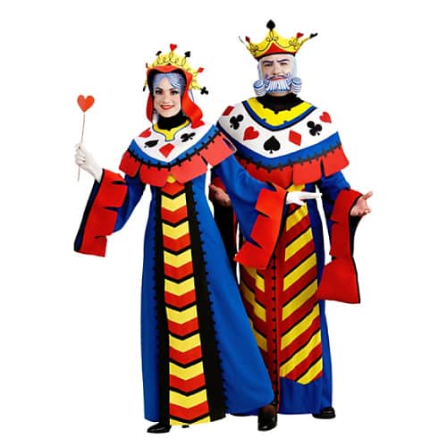 Playing Card Couples Costumes