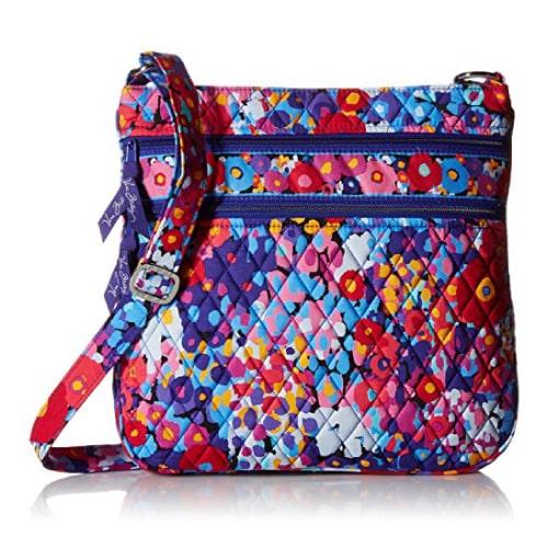Vera Bradley Hipster Cross Body Bag