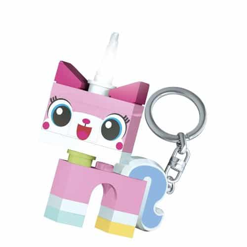 LEGO Movie Unikitty Keychain