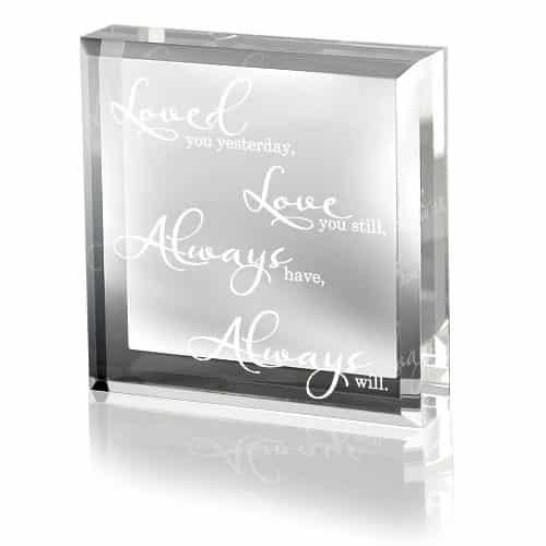 Crystal Gift Ideas 15th Wedding Anniversary: 15th Wedding Anniversary Gift Ideas For Men