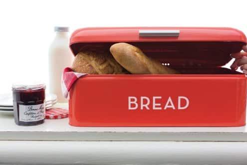 Retro Bread Bin