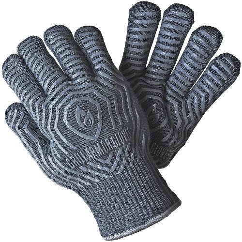 Grill Armor Extreme Heat Resistant BBQ Oven Gloves