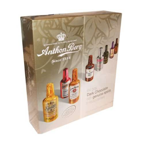 Anthon Berg Chocolate Liqueurs with Original Spirits