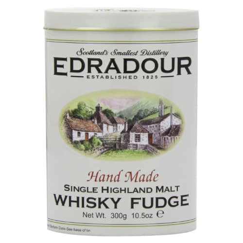 Gardiners of Scotland Edradour Hand Made Single Highland Malt Whisky Fudge