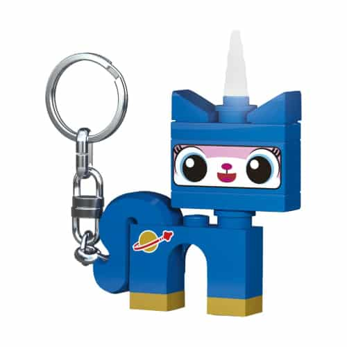 LEGO Movie Astro Kitty Keychain