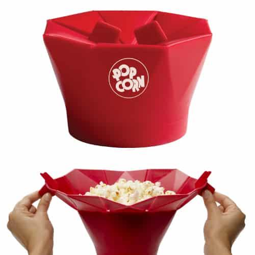Chef'n Pop Top Microwave Popcorn Popper