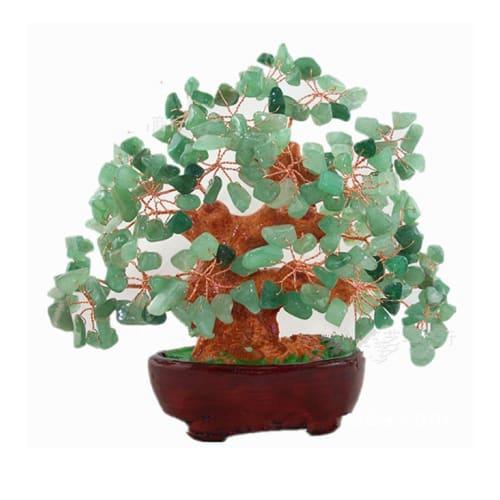 Feng Shui Crystal Money Tree
