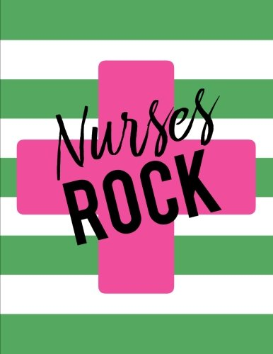 Nurses Rock Notebook