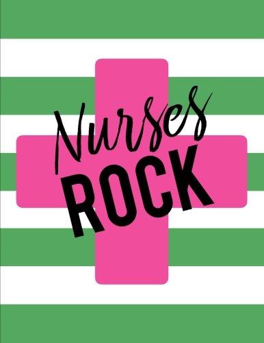 Nurses Rock Notebook