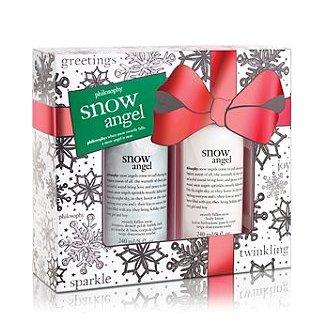 Philosophy Snow Angel Holiday Duo Set