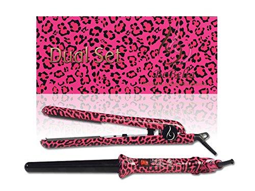 Bebella Dual Hair Iron Gift Set