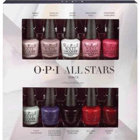 OPI Mini All Stars 2015 Nail Lacquer Set