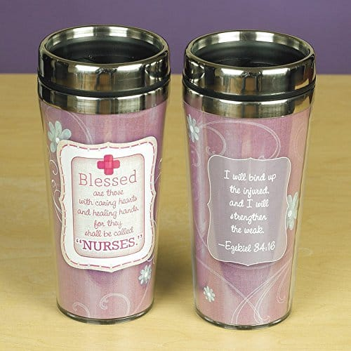 Abbey Press Nurse Travel Tumbler