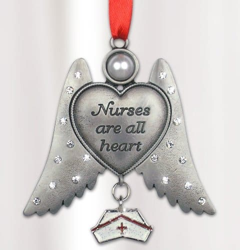 Nurse Angel Hanging Ornament