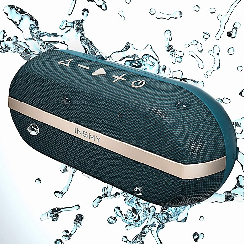 INSMY Portable Bluetooth Speaker