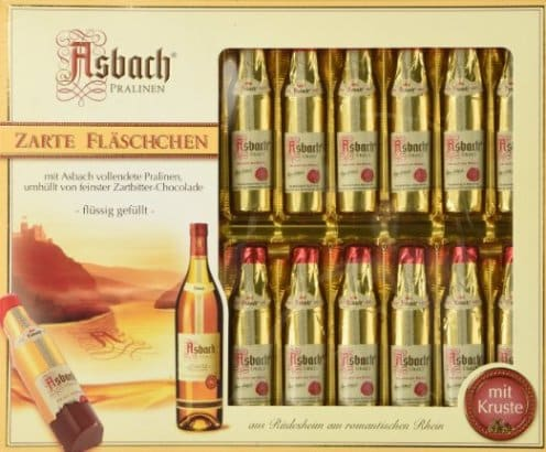 Asbach Uralt Brandy Filled Chocolates