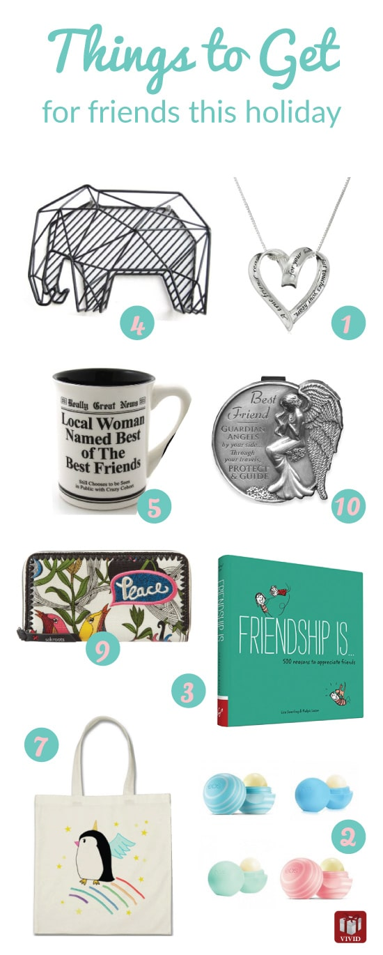 save and share on pinterest - What To Get A Friend For Christmas
