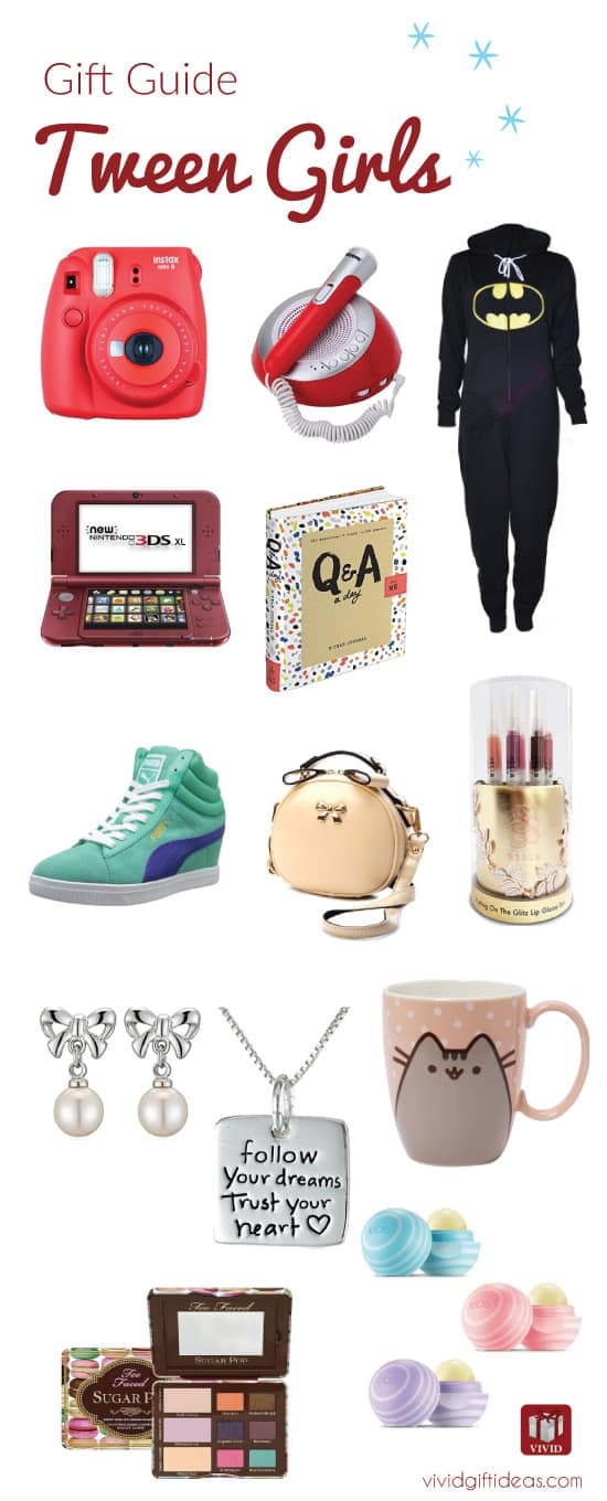 Cool holiday gift guide for tweens vivid 39 s Amazing christmas gifts for your best friend