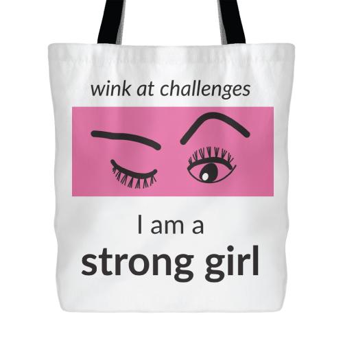 Strong Girl Bag