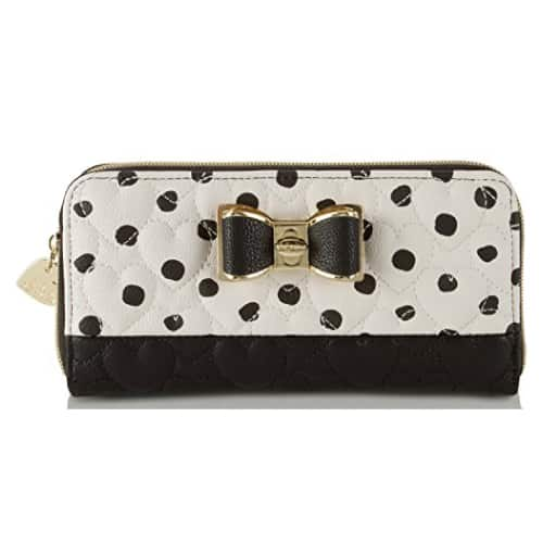 Betsey Johnson Be My Bow Wallet