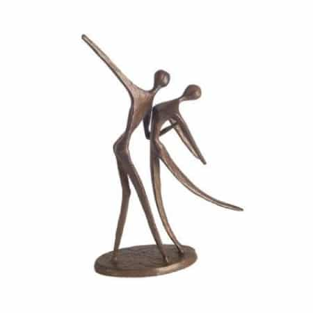 Danya B Modern Dancing Couple Statue