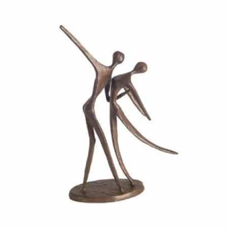 Danya B Modern Dancing Couple Statue