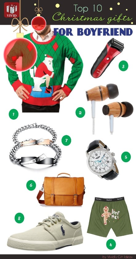 Christmas Gift Guide: What To Get for Your Boyfriend ...