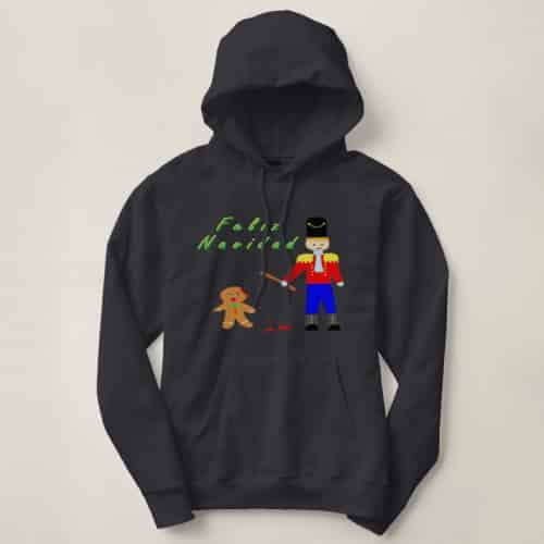 Gingerdead Man Hoodies